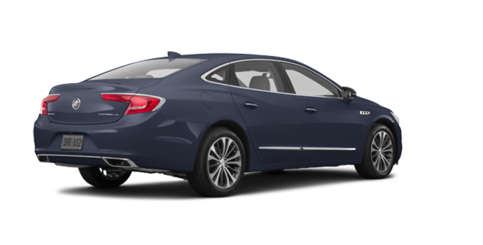 2018 Buick LaCrosse PREFERRED | Photo 5 | Dark Slate Metallic