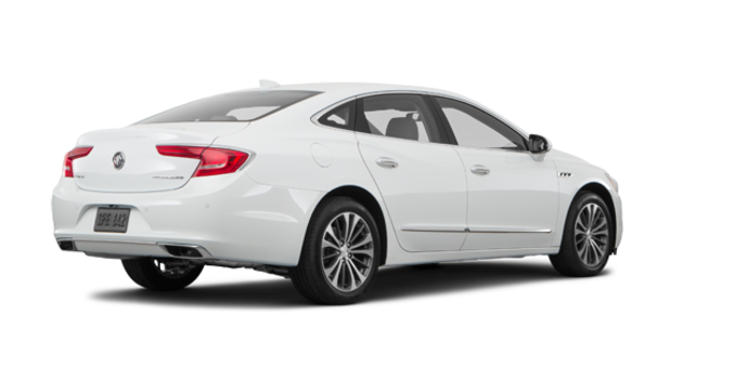 2018 Buick LaCrosse PREFERRED | Photo 5 | White Frost Tricoat