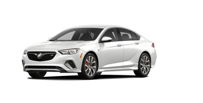 2018 Buick Regal Sportback GS | Photo 6 | White Frost