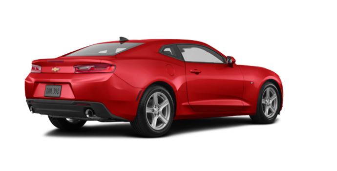 2018 Chevrolet Camaro coupe 1LS | Photo 5 | Red Hot