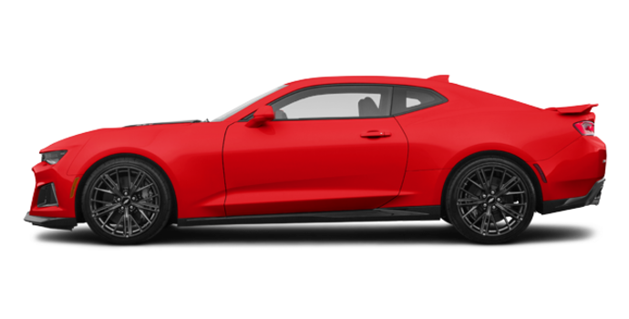2018 Chevrolet Camaro coupe ZL1 | Photo 4 | Red Hot