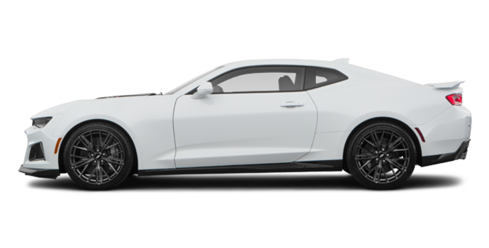 2018 Chevrolet Camaro coupe ZL1 | Photo 4 | Summit White