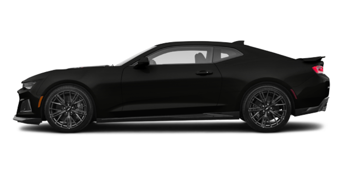 2018 Chevrolet Camaro coupe ZL1 | Photo 4 | Mosaic Black Metallic