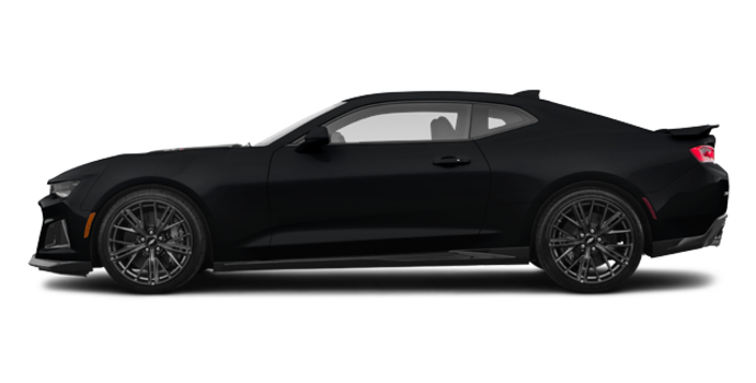 2018 Chevrolet Camaro coupe ZL1 | Photo 4 | Black