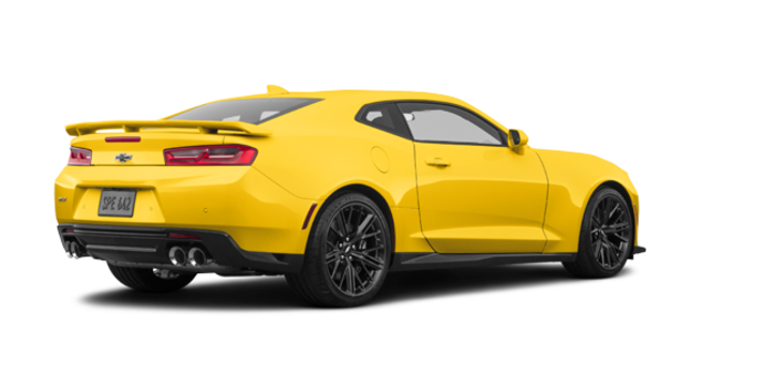 2018 Chevrolet Camaro coupe ZL1 | Photo 5 | Bright Yellow