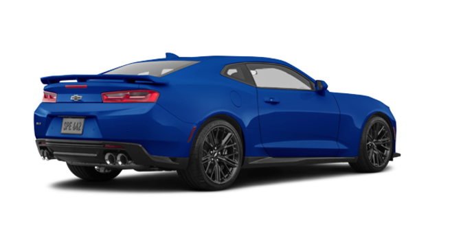 2018 Chevrolet Camaro coupe ZL1 | Photo 5 | Hyper Blue Metallic