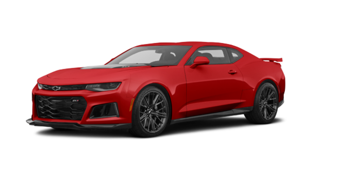 2018 Chevrolet Camaro coupe ZL1 | Photo 6 | Garnet Red Tintcoat