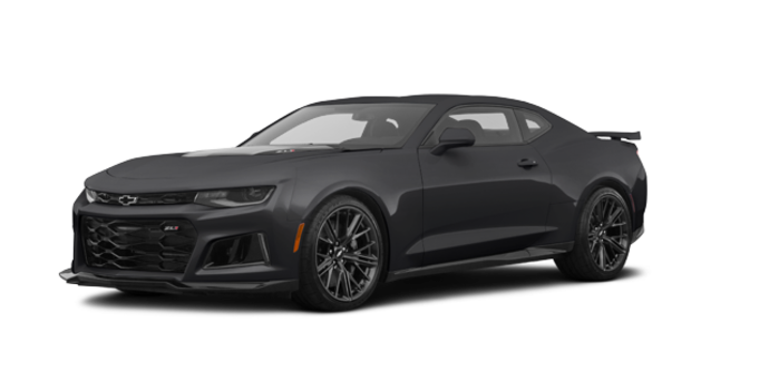 2018 Chevrolet Camaro coupe ZL1 | Photo 6 | Nightfall Grey Metallic