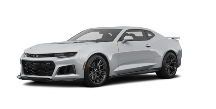 2018 Chevrolet Camaro coupe ZL1 | Photo 6 | Silver Ice Metallic