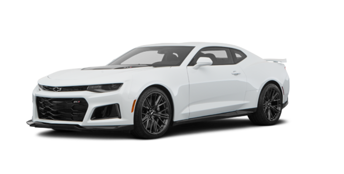 2018 Chevrolet Camaro coupe ZL1 | Photo 6 | Summit White