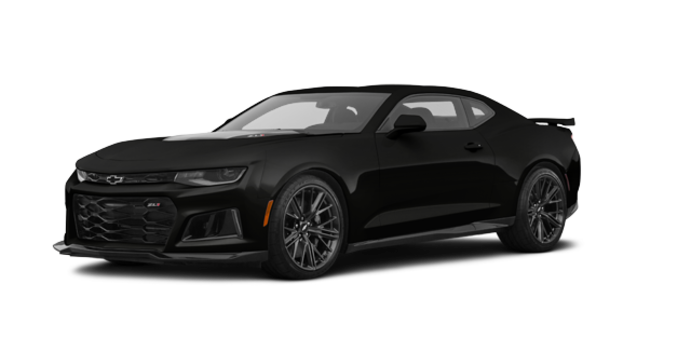 2018 Chevrolet Camaro coupe ZL1 | Photo 6 | Mosaic Black Metallic