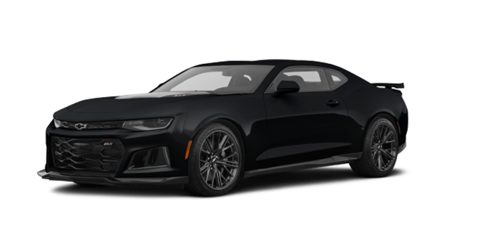 2018 Chevrolet Camaro coupe ZL1 | Photo 6 | Black