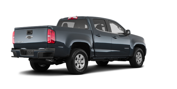 2018 Chevrolet Colorado WT | Photo 5 | Graphite Metallic