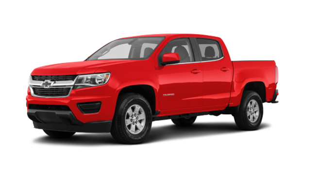 2018 Chevrolet Colorado WT | Photo 6 | Red Hot