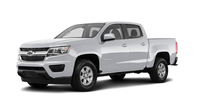 2018 Chevrolet Colorado WT | Photo 6 | Silver Ice Metallic