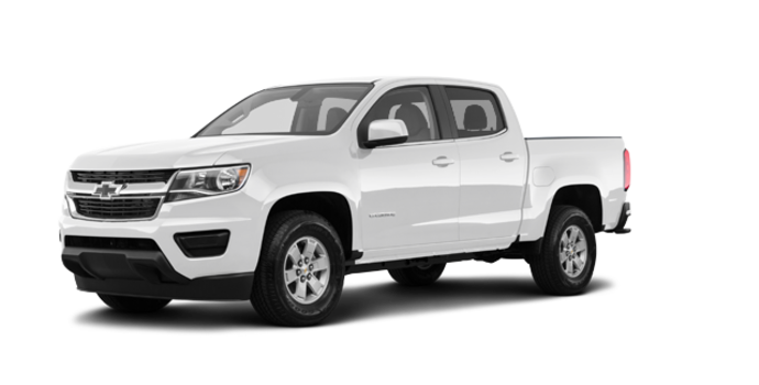 2018 Chevrolet Colorado WT | Photo 6 | Summit White