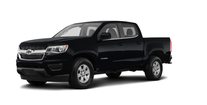 2018 Chevrolet Colorado WT | Photo 6 | Black