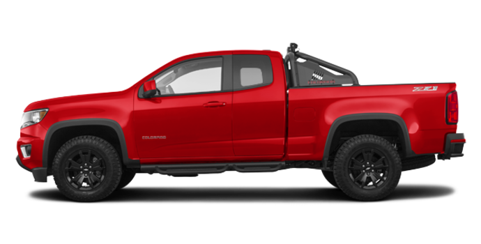 2018 Chevrolet Colorado Z71 | Photo 4 | Red Hot
