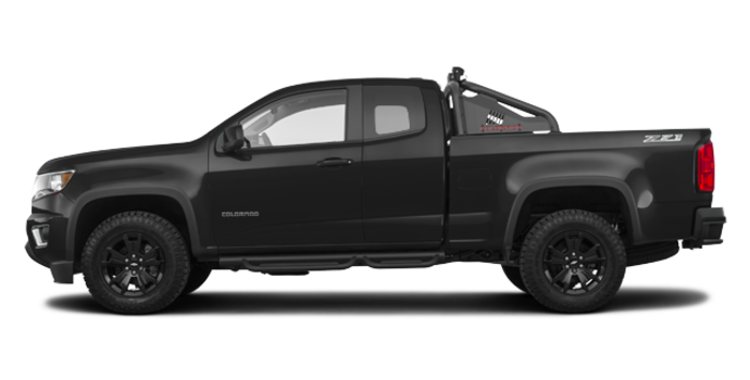 2018 Chevrolet Colorado Z71 | Photo 4 | Graphite Metallic