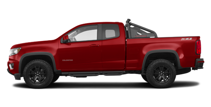 2018 Chevrolet Colorado Z71 | Photo 4 | Cajun red tintcoat