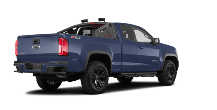 2018 Chevrolet Colorado Z71 | Photo 5 | Centennial Blue Metallic