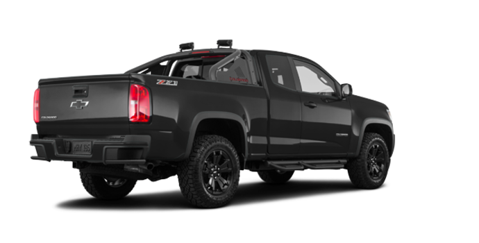 2018 Chevrolet Colorado Z71 | Photo 5 | Graphite Metallic
