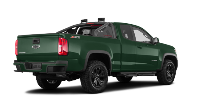 2018 Chevrolet Colorado Z71 | Photo 5 | Deepwood Green Metallic