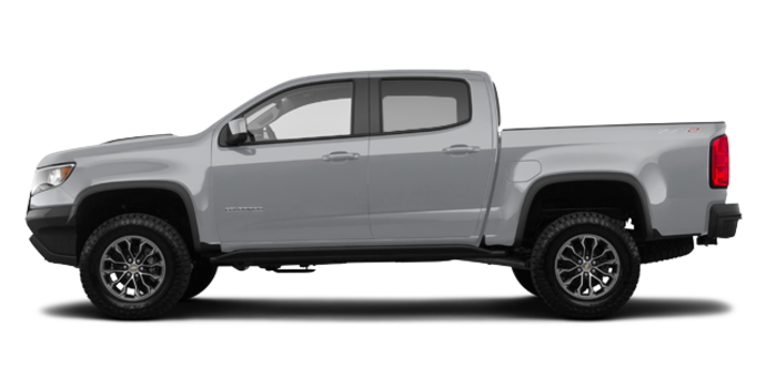 2018 Chevrolet Colorado ZR2 | Photo 4 | Silver Ice Metallic