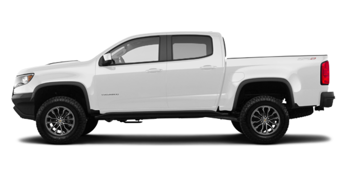 2018 Chevrolet Colorado ZR2 | Photo 4 | Summit White