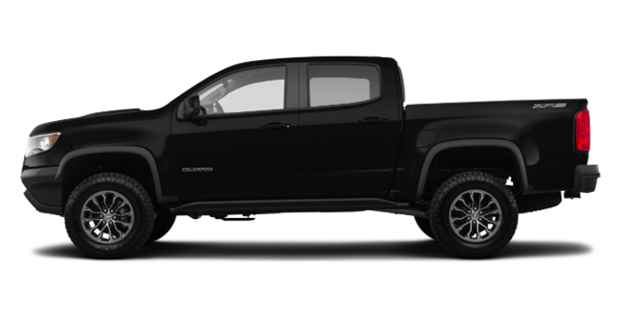 2018 Chevrolet Colorado ZR2 | Photo 4 | Black