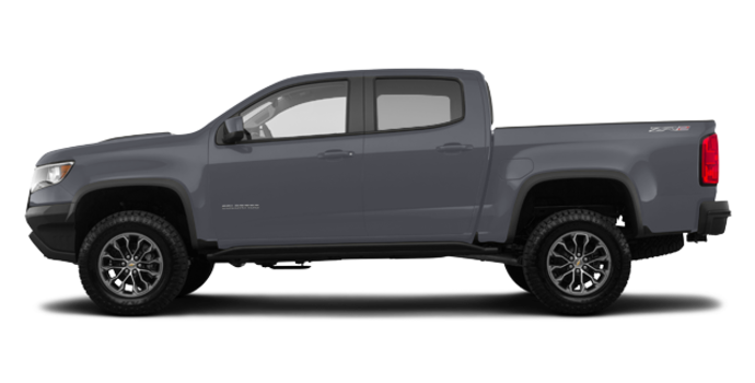 2018 Chevrolet Colorado ZR2 | Photo 4 | Satin steel metallic