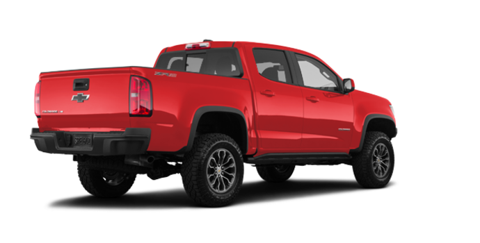 2018 Chevrolet Colorado ZR2 | Photo 5 | Red Hot