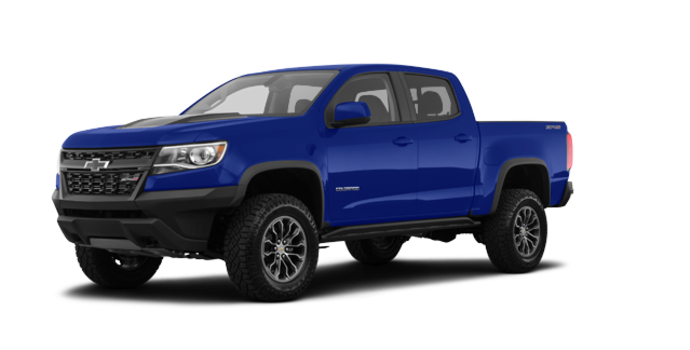 2018 Chevrolet Colorado ZR2 | Photo 6 | Kinetic Blue Metallic