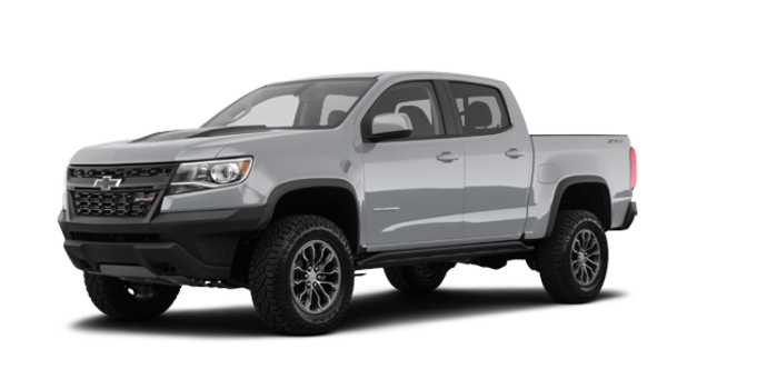2018 Chevrolet Colorado ZR2 | Photo 6 | Silver Ice Metallic