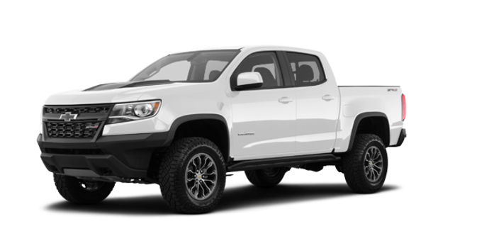 2018 Chevrolet Colorado ZR2 | Photo 6 | Summit White