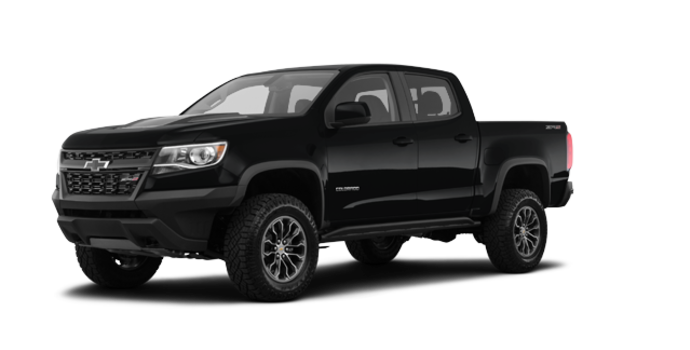 2018 Chevrolet Colorado ZR2 | Photo 6 | Black