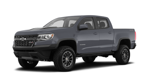 2018 Chevrolet Colorado ZR2 | Photo 6 | Satin steel metallic