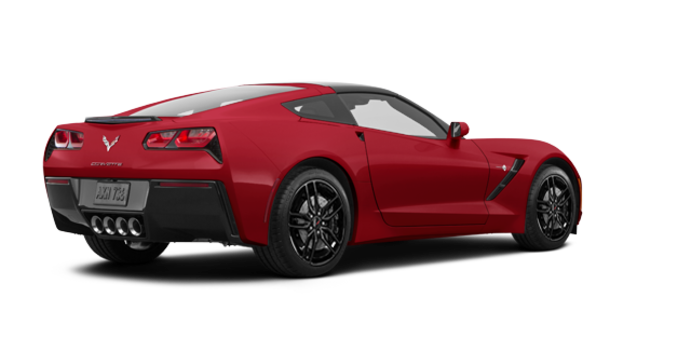 2018 Chevrolet Corvette Coupe Stingray Z51 2LT | Photo 5 | Torch Red