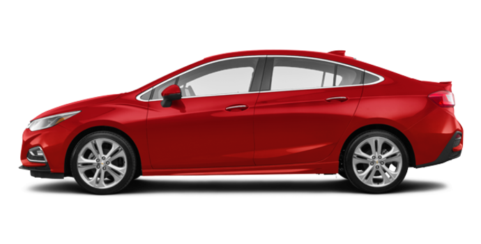 2018 Chevrolet Cruze PREMIER | Photo 4 | Red Hot