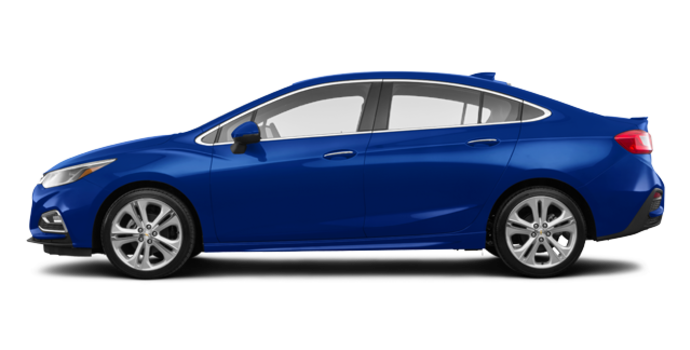 2018 Chevrolet Cruze PREMIER | Photo 4 | Kinetic Blue Metallic