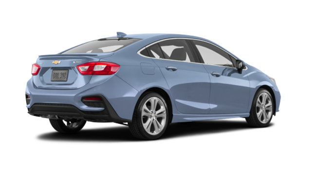 2018 Chevrolet Cruze PREMIER | Photo 5 | Artic Blue Metallic