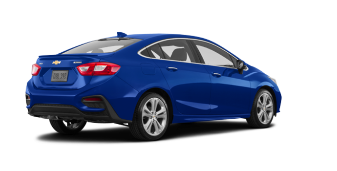 2018 Chevrolet Cruze PREMIER | Photo 5 | Kinetic Blue Metallic