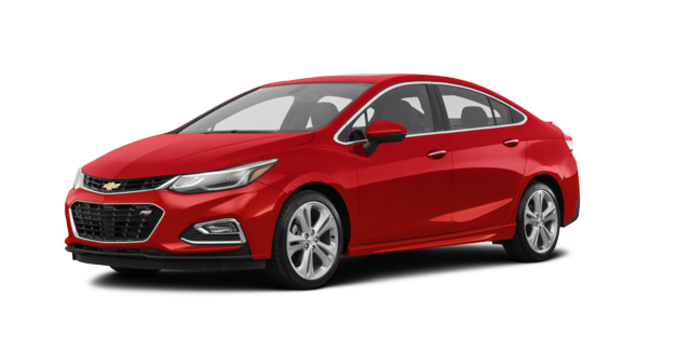 2018 Chevrolet Cruze PREMIER | Photo 6 | Red Hot