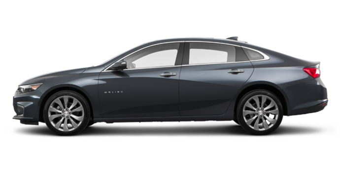 2018 Chevrolet Malibu PREMIER | Photo 4 | Nightfall Grey Metallic