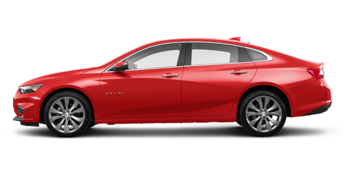2018 Chevrolet Malibu PREMIER | Photo 4 | Cajun Red