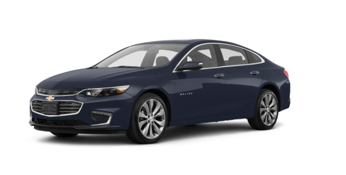2018 Chevrolet Malibu PREMIER | Photo 6 | Blue Velvet Metallic