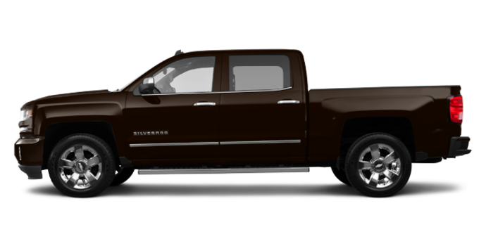 2018 Chevrolet Silverado 1500 LTZ 2LZ | Photo 4 | Havana metallic
