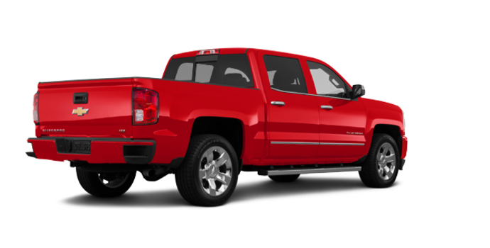 2018 Chevrolet Silverado 1500 LTZ 2LZ | Photo 5 | Red Hot