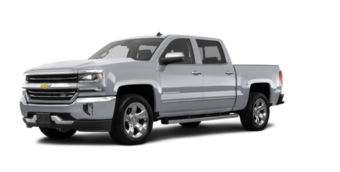 2018 Chevrolet Silverado 1500 LTZ 2LZ | Photo 6 | Silver Ice Metallic