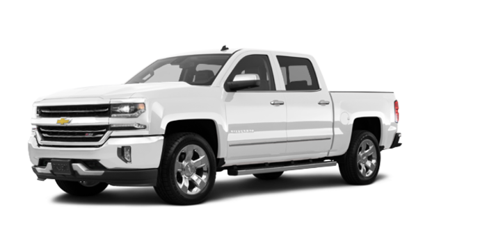 2018 Chevrolet Silverado 1500 LTZ 2LZ | Photo 6 | Summit White